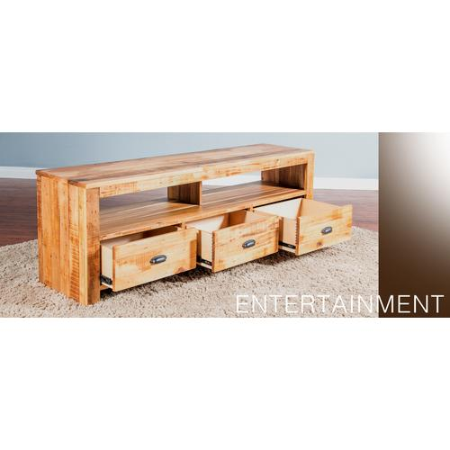 "54"" TV Console w/ 2 Drawers"