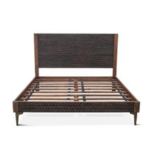 See Details - Santa Cruz Platform Queen Bed