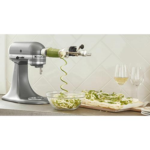 KitchenAid - Deluxe 4.5 Quart Tilt-Head Stand Mixer - Dark Pewter