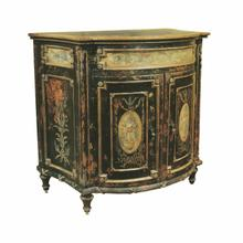 Oxfordshire Commode with Drawer