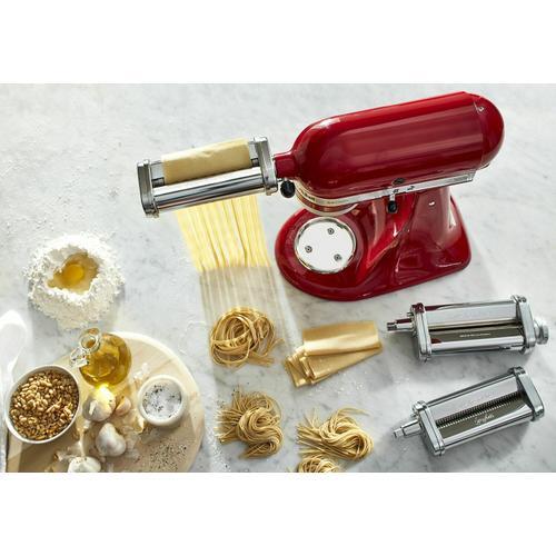 KitchenAid - 3-Piece Pasta Roller & Cutter Set - Other