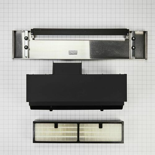 KitchenAid - Ductless Downdraft Vent Kit - Other