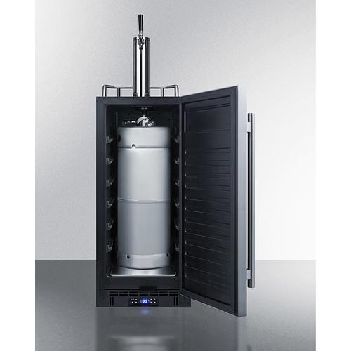 """Product Image - 15"""" Wide Built-in Kegerator"""