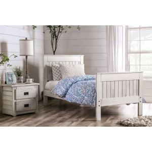 Rockwall Twin Bed