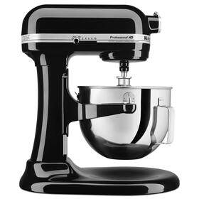 Professional HD Series 5 Quart Bowl-Lift Stand Mixer Onyx Black