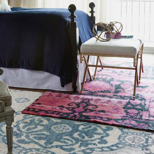 Capel Rugs - Carousel-Juggler Cotton Candy - Rectangle - 8' x 10'