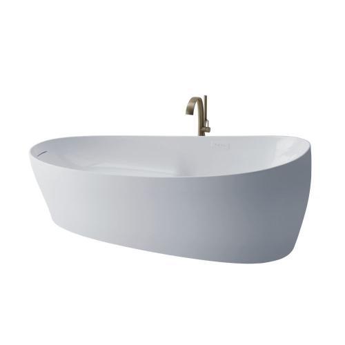 Flotation Tub With ZERO DIMENSION® - Gloss White