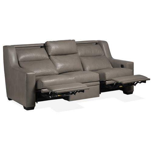 Hancock and Moore - 2M90-PR YOUR WAY MOTION 2 PWR RECLINE SOFA