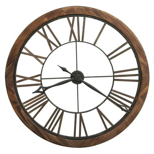 Howard Miller Thatcher Oversized Wall Clock 625623
