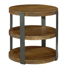 2-3706 Bedford Park Iron Strapping Round Table
