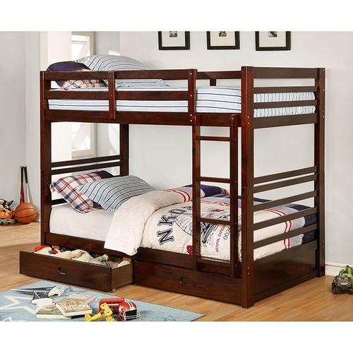 California IV Twin/Twin Bunk Bed