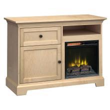 See Details - Howard Miller Fireplace Custom TV Console FP46K