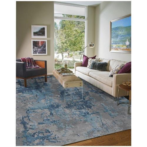 Tasanee Ocean - Rectangle - 5' x 8'