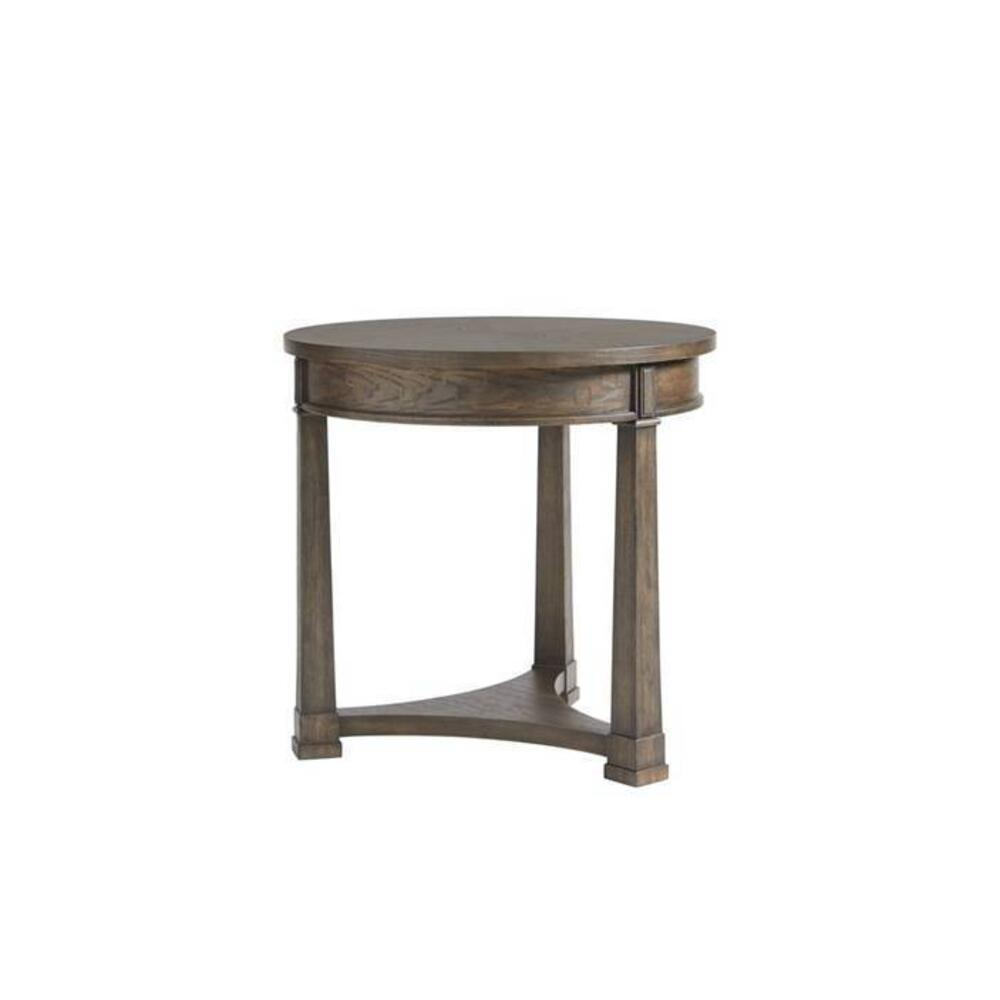 Wethersfield Estate Lamp Table - Granite