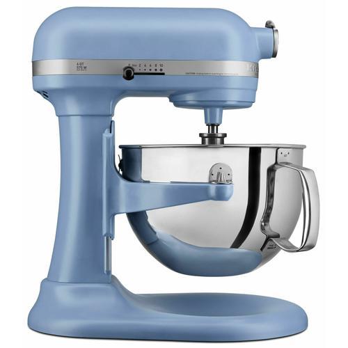 KitchenAid Canada - Professional 600 Series 6 Quart Bowl-Lift Stand Mixer - Blue Velvet