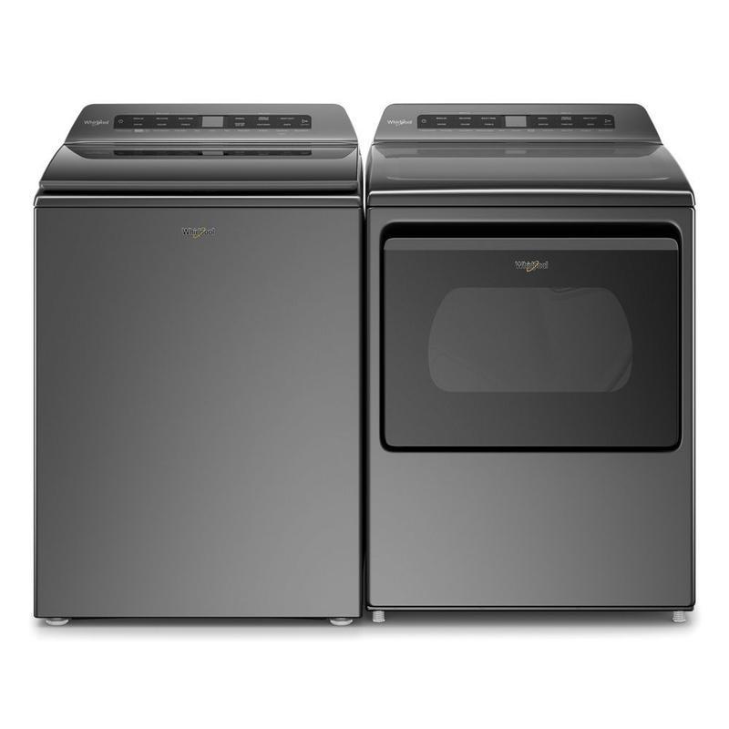7.4 cu. ft. Smart Top Load Electric Dryer