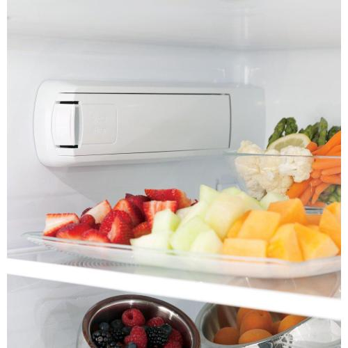 GE Profile™ Series 22.1 Cu. Ft. Counter-Depth French-Door Refrigerator with Door In Door and Hands-Free AutoFill