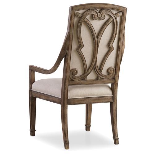 Hooker Furniture - Solana Host Chair - 2 per carton/price ea