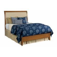 See Details - Meridian Queen Bed Honey - Complete