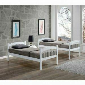 Acme Furniture Inc - ACME Manville Twin/Twin Bunk Bed - 37115WHB - White