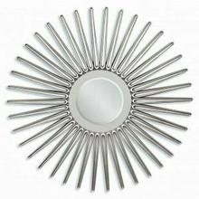 ACME Ern Accent Mirror (Wall) - 97054 - Silver