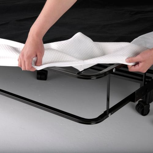 Leggett and Platt - Simple Life Compact Folding Mattress Foundation with No-Tool Assembly, Twin