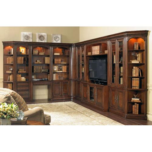 Home Entertainment European Renaissance II Entertainment Console Hutch
