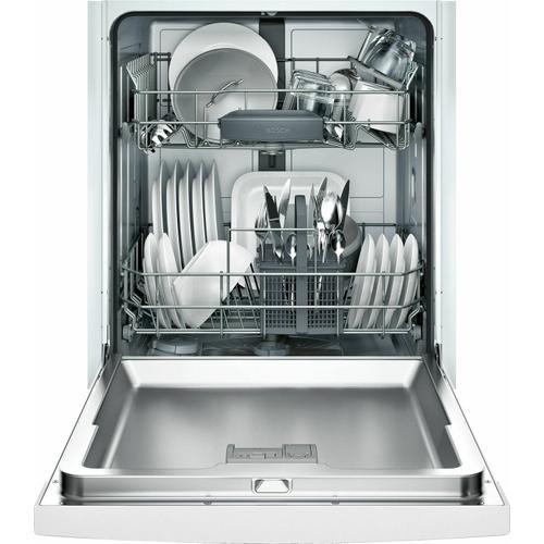 Bosch - 300 Series Dishwasher 24'' White SGE53X52UC