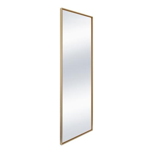 Squire Mirror Gold