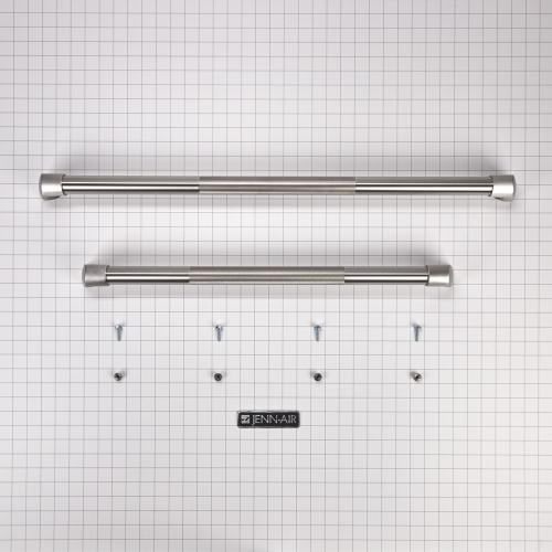 Bottom-Mount Refrigerator Pro Style Handle Kit