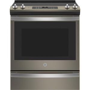 "GEGE® 30"" Slide-In Electric Convection Range with No Preheat Air Fry"