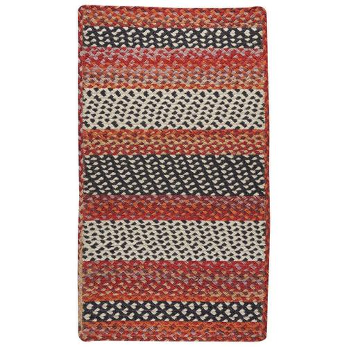 Gallery - Wanderer Spice - Cross Sewn Rectangle - 4' x 6'