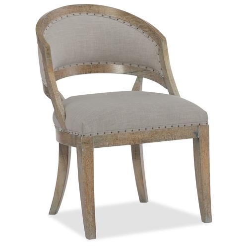 Dining Room Boheme Garnier Barrel Back Chair - 2 per carton/price ea