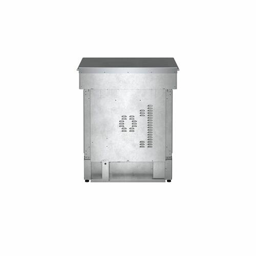 Bosch Benchmark Series - Benchmark® Induction Slide-in Range 30'' Stainless Steel HIIP056U
