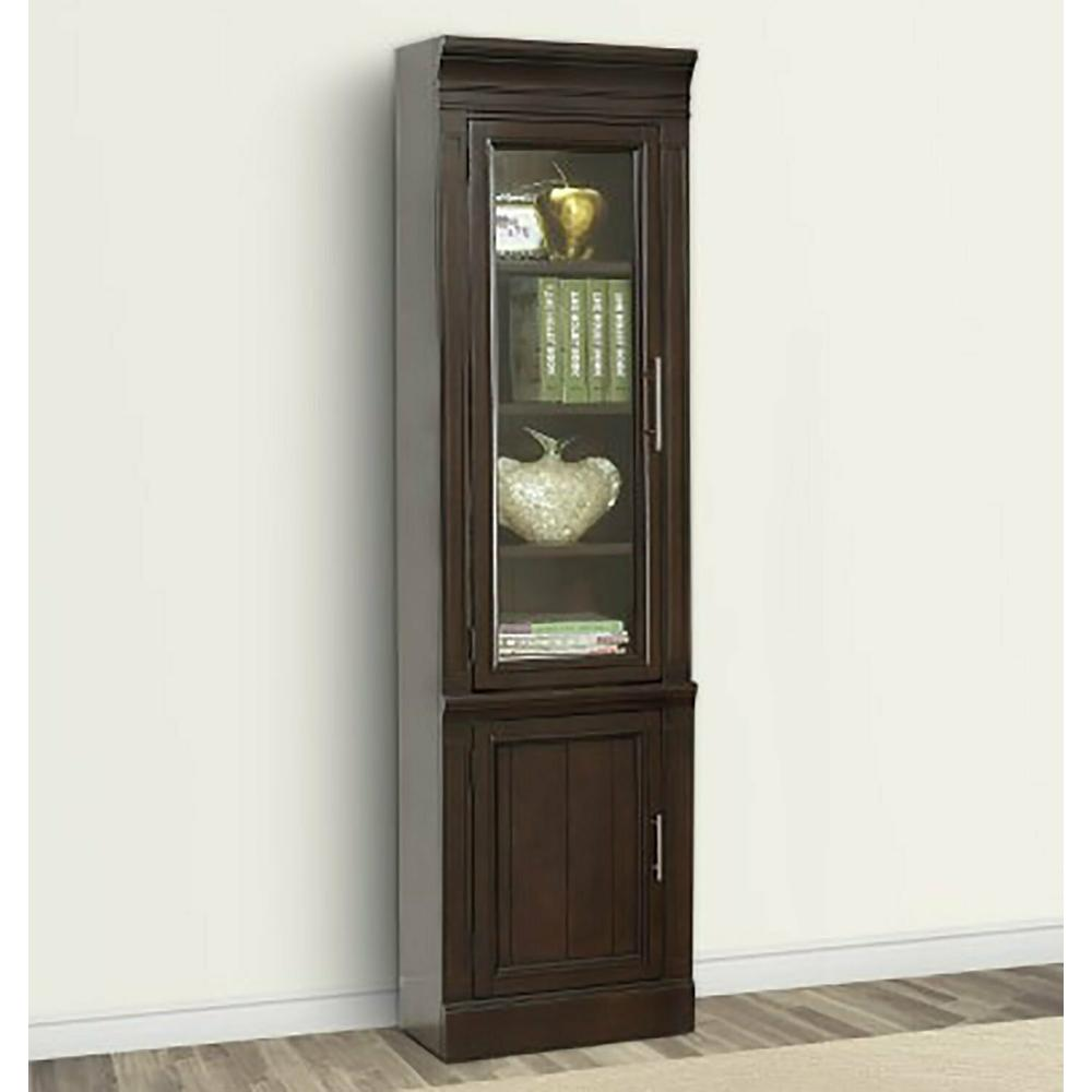 See Details - STANFORD 22 in. Glass Door Cabinet