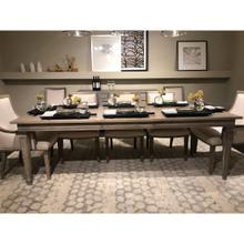 """Willow 72"""" Rectangular Dining Table - Burlap"""