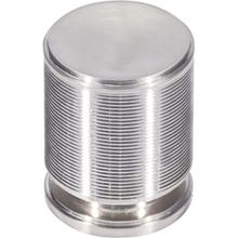 View Product - Vibe Knob 1 1/8 Inch Brushed Satin Nickel Brushed Satin Nickel
