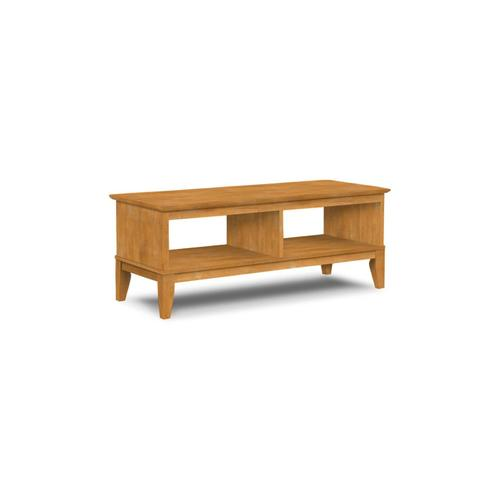Shaker Divided Coffee Table