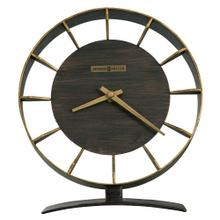Howard Miller Rey Metal Mantel Clock 635218