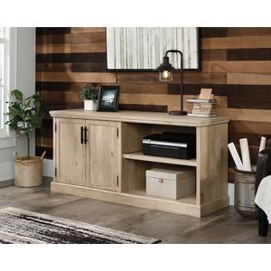 SauderSpacious Prime Oak Wood Storage Credenza
