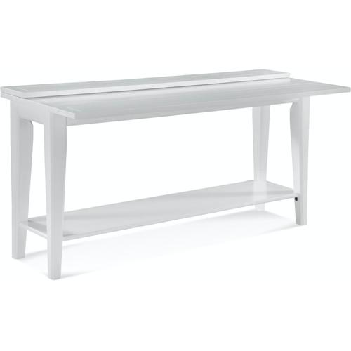 Flip Top Work/Accent Table