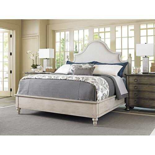 Arbor Hills Upholstered Bed Queen