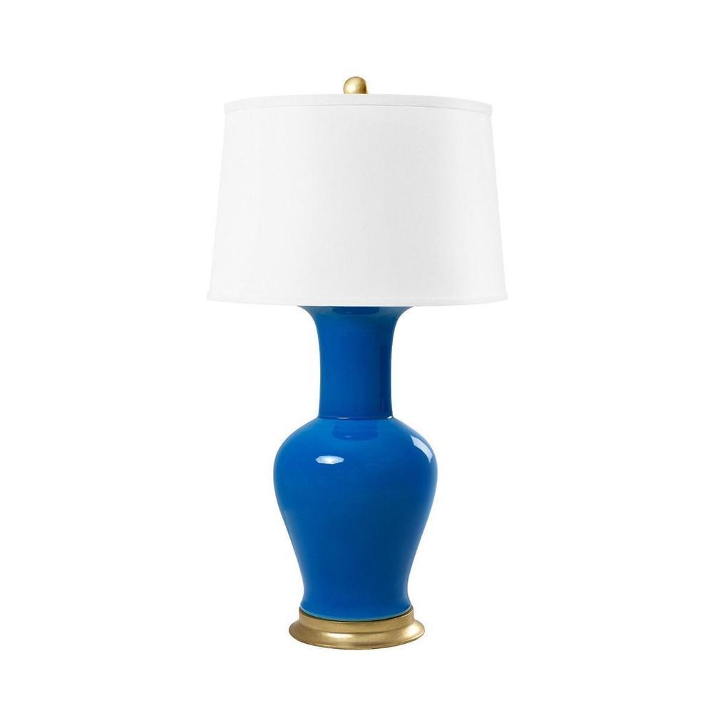 Acacia Lamp, Azure Blue