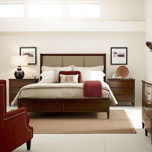 Elise Spectrum King Bed - Complete