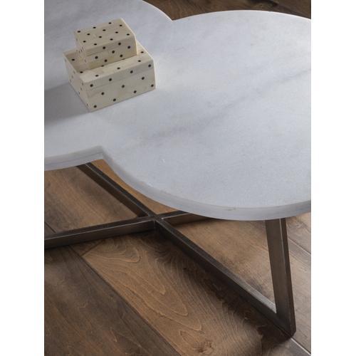 Aristo Rectangular Cocktail Table