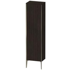 Tall Cabinet Floorstanding, Brushed Walnut (real Wood Veneer)