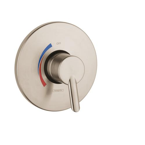 Brushed Nickel Pressure Balance Trim S