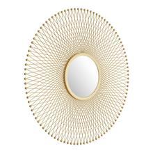 See Details - Glow Round Mirror Gold