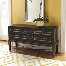 See Details - Collectors Cabinet-Console-Black