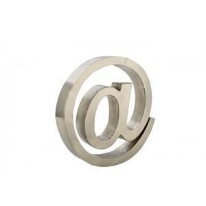 Letter @